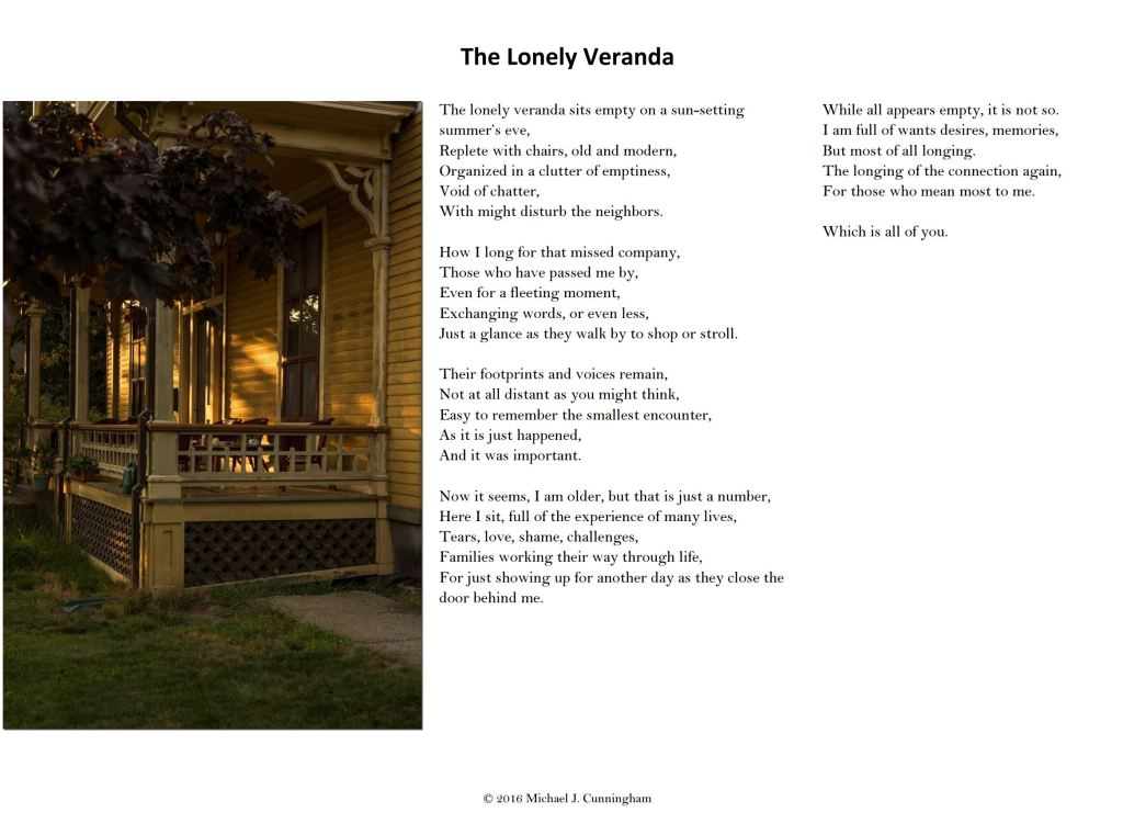 The Lonely Veranda
